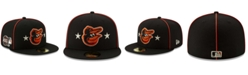 New Era Little Boys Baltimore Orioles 2019 All Star Game Patch 59FIFTY Fitted Cap
