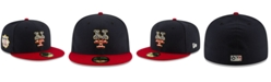 New Era New York Mets Stars and Stripes 59FIFTY Cap