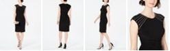 Jessica Howard Embellished Sheath Dress
