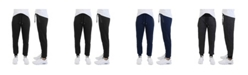 Galaxy By Harvic AgCaton French Terry Joggers with Zipper Pockets