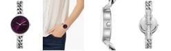 DKNY Women's Astoria Stainless Steel Chain Bracelet Watch 32mm