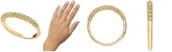 Macy's Yellow Diamond Band Ring (1/2 ct. t.w.) in 14k Gold