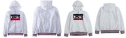 Levi's Big Boys Sportswear Logo Fleece Full-Zip Hoodie