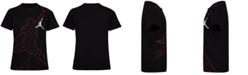 Jordan Little Boys Cotton Logo-Print T-Shirt