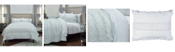 Rizzy Home Riztex USA Georgette  3 Pc. Quilt Set, King
