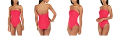 Roxy Juniors' Casual Mood Textured One-Piece Swimsuit