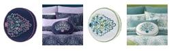 J Queen New York Kayani Round Decorative Throw Pillow