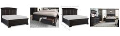 Furniture Townsend Queen Storage Bed