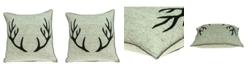 Parkland Collection Meska Lodge Tan Pillow Cover