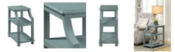 Coast to Coast Chairside Accent Table