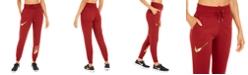 Nike Sportswear Shine Metallic Logo Sweatpants