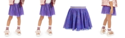 Epic Threads Toddler Girls Rainbow Sparkle Skirt, Created For Macy's
