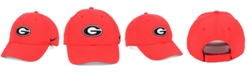Nike Georgia Bulldogs Dri-FIT Adjustable Cap