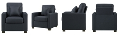 Dwell Home Inc. Metro Chair with Pillow