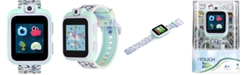 iTouch Kids PlayZoom Rainbow Unicorn Strap Touchscreen Smart Watch 42x52mm