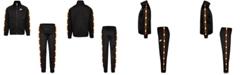 Nike Little Boys 2-Pc. Logo-Tape-Trim Jacket & Jogger Pants Set