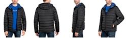 Michael Kors Michael Kors Men's Big & Tall Down Blend Puffer Jacket, Created for Macy's