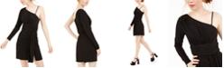 Teeze Me Juniors' One-Shoulder Bodycon Dress