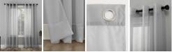 "No. 918 Sheer Voile 59"" x 63"" Grommet Top Curtain Panel"