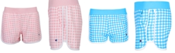 Champion Toddler Girls Gingham French Terry Shorts