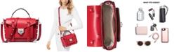 Michael Kors Small Top Handle Leather School Satchel