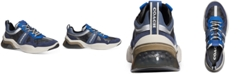 COACH Men's Signature Tech Runner Sneakers