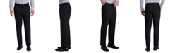 Haggar J.M. Men's Classic-Fit 4-Way Stretch Diamond-Weave Performance Dress Pants