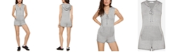 BCBGeneration French Terry Hoodie Romper