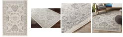 """Abbie & Allie Rugs Chester CHE-2300 Silver 6'7"""" x 9' Area Rug"""