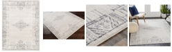 "Abbie & Allie Rugs Roma ROM-2346 Gray 5'3"" x 7'1"" Area Rug"
