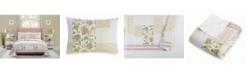 Jessica Simpson Fay Flower 3-Piece Quilt Set, King