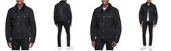 Levi's Men's Relaxed-Fit Faux-Shearling Trucker Jacket