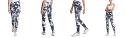 Tommy Hilfiger Printed High-Rise Tie-Dyed Leggings