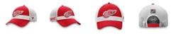Authentic NHL Headwear Detroit Red Wings 2020 Draft Trucker Cap