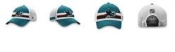 Authentic NHL Headwear San Jose Sharks 2020 Draft Trucker Cap
