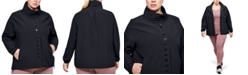 Under Armour Plus Size Recover Zippered Jacket