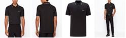 Hugo Boss BOSS Men's Paul Curved Slim-Fit Polo Shirt