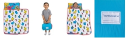 Sesame Street Toddler Boy's Nap Mat, 3 Piece