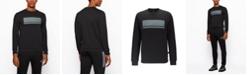 Hugo Boss BOSS Men's Salbo Slim-Fit Sweatshirt