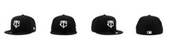 New Era Minnesota Twins MLB B-Dub 59FIFTY Cap