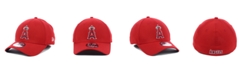 New Era Los Angeles Angels of Anaheim MLB Team Classic 39THIRTY Stretch-Fitted Cap