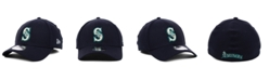 New Era Seattle Mariners MLB Team Classic 39THIRTY Stretch-Fitted Cap