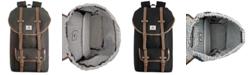 Steve Madden Men's Solid Utility Backpack