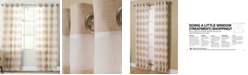 "Miller Curtains Arlen 50"" x 63""  Grommet Panel"