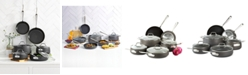 All-Clad Hard-Anodized 10-Piece Cookware Set