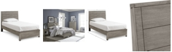 Furniture Tribeca Twin Bed, Created for Macy's
