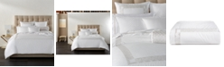 Hotel Collection CLOSEOUT! Greek Key Platinum Bedding Collection, Created for Macy's