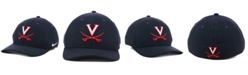 Nike Virginia Cavaliers Anthracite Classic Swoosh Cap