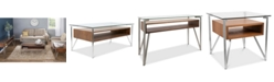Lumisource Hover Table Collection, Quick Ship