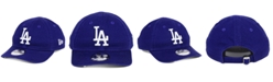 New Era Boys' Los Angeles Dodgers Jr On-Field Replica 9TWENTY Cap